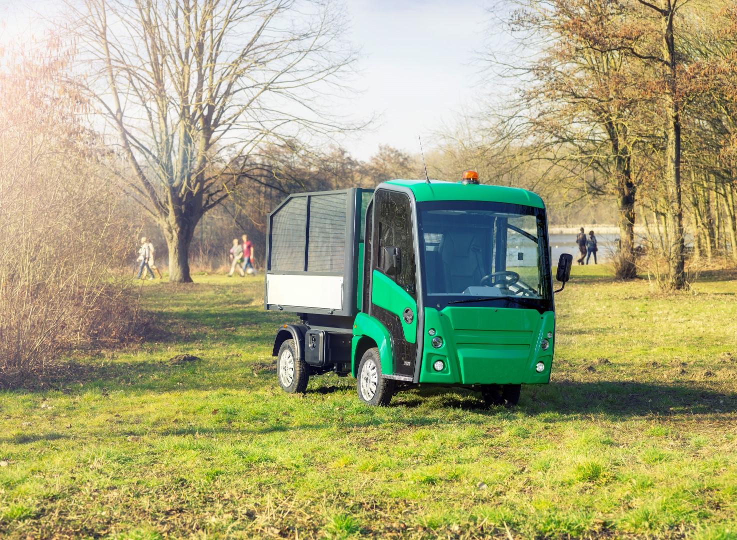 elektrisch voertuig Addax