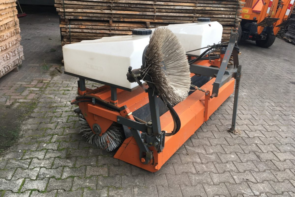 Bema veegmachine