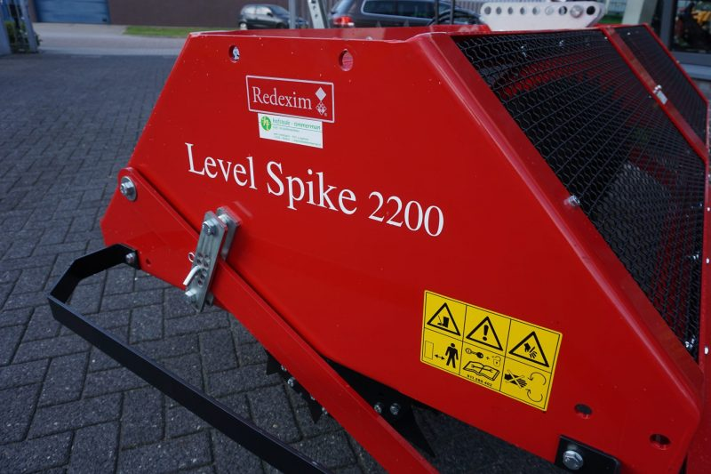 Redemix Level Spike 2200
